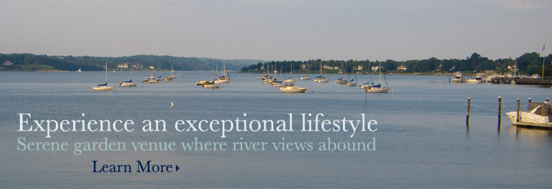 Beautiful Navesink River Views